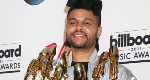 ذا ويكند يحصد أعلى نسبة ترشيح لجوائز بيلبورد الموسيقية