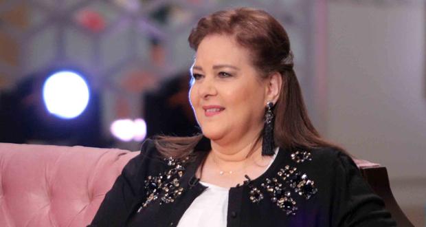 هل علمت دلال عبد العزيز بوفاة زوجها سمير غانم؟