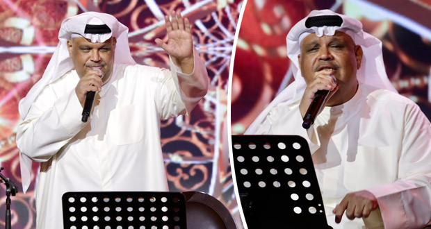 نبيل شعيل يغني أنجح أغنياته في الرياض ويطرب الجمهور