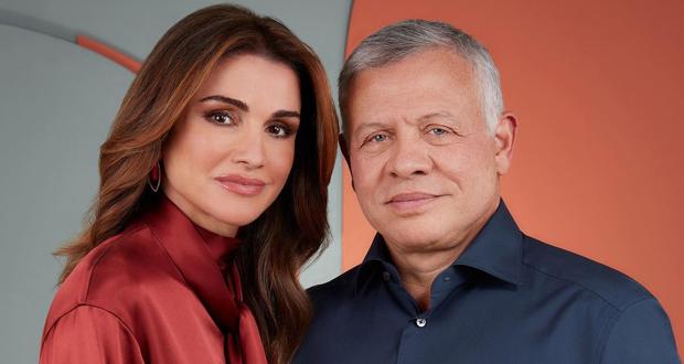 الملكة رانيا تحتفل بعيد زواجها.. وتوجه رسالة إلى الملك عبدالله