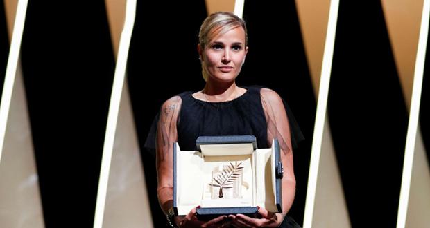 جوليا دوكورنو ثاني مخرجة تنال السعفة الذهبية في تاريخ مهرجان كان