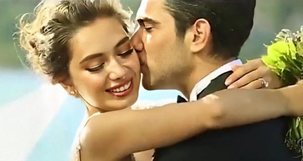 """غيرة نسليهان أتاغول تتسبب بانفصال زوجها عن مسلسل """"وصفة الحب"""".. خطة ترويجية؟"""