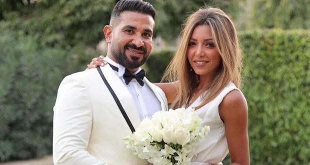 زوجة أحمد سعد تتحدث عن أبرز عيوبه التي تعانيها.. ماذا قالت؟