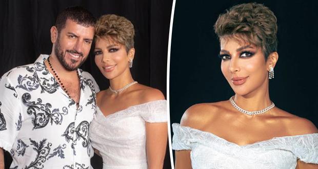 """أصالة تحتفل بزواجها من فائق حسن: """"معاً نبدأ وكأننا نولد للتو"""""""