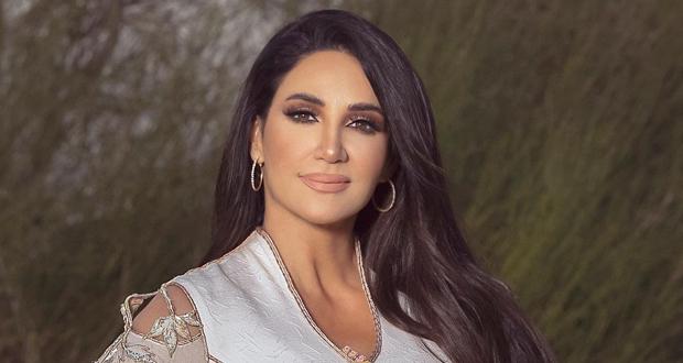 "ديانا حداد تنتظر ""إكسبو 2020"" في دبي"