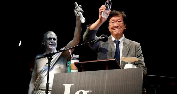 """توزيع جوائز """"إيغ نوبل"""" الساخرة في حفل عبر الإنترنت"""