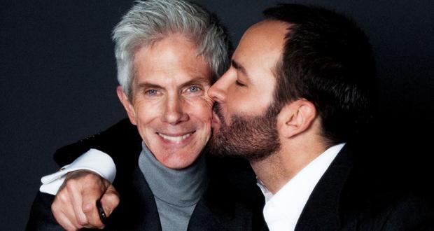 وفاة زوج مصمم الأزياء العالمي توم فورد بعد علاقة دامت 35 عاماً