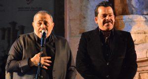 منذر رياحنة يكشف حقيقة خلافه مع جورج وسوف في مهرجان جرش بالأردن