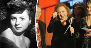 وفاة الممثلة بيتي لين عن 95 عاماً
