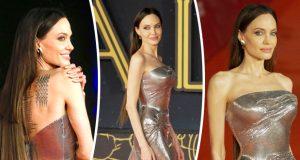 أنجلينا جولي تروج لفيلمها الجديد Eternals.. إطلالة خطفت الأنفاس في روما